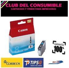CANON CLI8 CYAN CARTUCHO DE TINTA ORIGINAL 0621B001