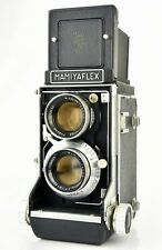 Mamiyaflex C2 120 6x6 Film TLR Camera with 80MM F2.8 Sekor Lens Complete Kit