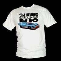 Le Mans 24 Hour 1970 winner PORSCHE 917 iconic race car t-shirt