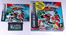 Spiel: POWER RANGERS S.P.D Gameboy Advance / Komplett