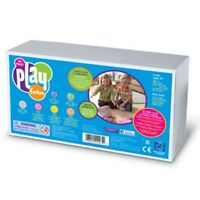 Play Foam 6 Pack - Mess Free Creative Modeling Kids Play - Never Dries Out