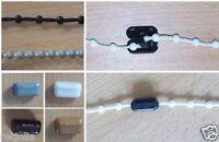 Rollo Jalousie Schloß für Perlenkette Bedienkette 4,5x6mm oder 4,5x12mm 5 Farben