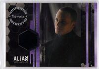 Alias Season 3 Pieceworks Prop Relic Costume Sweater David Anders Sark PW4