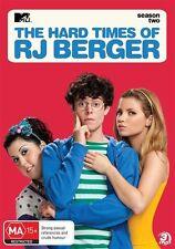 The Hard Times Of RJ Berger : Season 2 (DVD, 2012, 3-Disc Set)