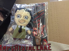 Loot Crate October 2016 Horror Incomplete Box Plush, Pennant, & Chop Sticks