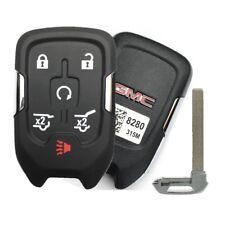 15-18 GMC Yukon Denali XL Smart Keyless Remote Key Fob Entry GM # 13580804 OEM