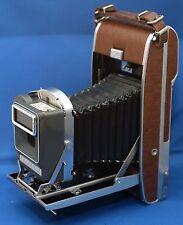 POLAROID Land CAMERA 95B VINTAGE Photoelectric Shutter Wink-Light Bellows USA