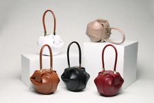 Luxury Women cowhide Genuine Leather (insideout) handbag TOTE SEE DESCRIPTION