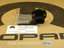 Throttle Position Sensor Jeep Wrangler TJ 02-06 68404428AA New Genuine Mopar