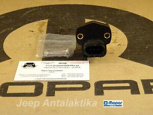 Throttle Position Sensor Jeep Wrangler TJ 02-06 68404428AA New Genuine Mopar