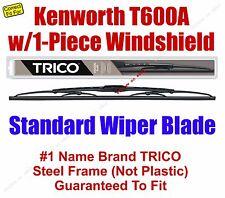 Wiper Blade (Qty 1) - fits 2007 Kenworth T600A w/1-Piece Windshield - 30180