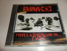 CD  Public Enemy - There'S a Poison Goin'on