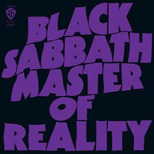 Black Sabbath - Master of Reality - NEW SEALED DELUXE EDITION 180g 2 LP Gatefold