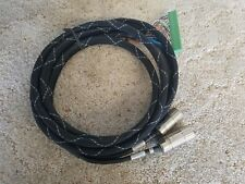 "FANUC SERVO MOTOR DUAL END SHIELDED CABLE #31-0092-C12 ""NEW"""