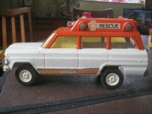 Vintage Tonka Rescue Truck, DMR250820