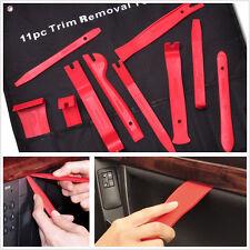 11 Pcs installing and removing auto door and window trim Heavy duty nylon storag