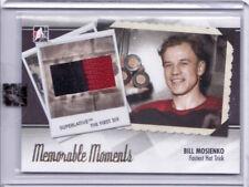 2013-14 ITG Superlative First 6 Memorable Moments Jersey Gold Bill Mosienko 1/1