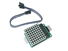 LED matrix 8x8 max7219 Arduino Raspberry Pi marquesina visualización de texto Display