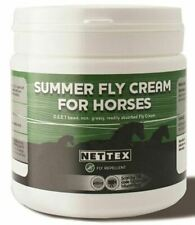Summer Fly Repellent Cream for Horses 600ml Nettex Repellant