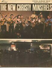 New Christy Minstrels Vocal Album No. 2 Pb Words and Music Songs Guitar Frames