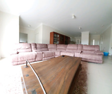 As New 5 seater Sofa (3 recliners)