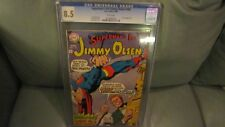 Superman's Pal, Jimmy Olsen #109 (Mar 1968, DC) CGC 8.5 VF+