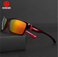 KDEAM Mens Polarized Sunglasses Sport Outdoor Criving Cycling UV400 Glasses New