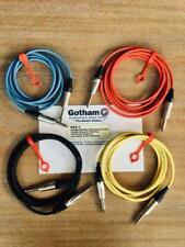 Gotham GAC-1 Instrument Cable Assemblies 6FT BLUE