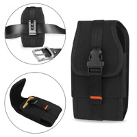 Vertical Heavy Duty Rugged Metal Belt Clip Case for Phone with Otterbox Commuter