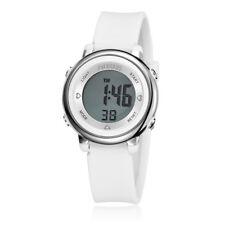 Ohsen Teen Kid Digital Sport Date/day Alarm 5 Model Light Quartz Watch Black