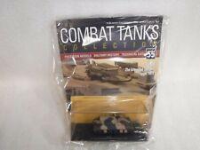 Deagostini Combat Tanks Collection Magazine & Model Issue No 55 Sealed New