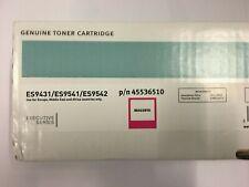 45536510 OKI ORIGINAL TONER MAGENTA ES9431/9541/9542