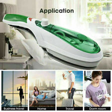 Professional 5 in 1 Portable Handheld Electric Steam Iron Brush Ironing Clothes