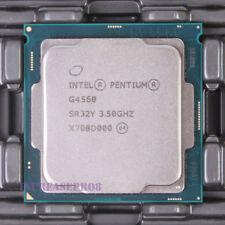 Intel Pentium G4560 SR32Y CPU Processor 8 GT/s 3.5 GHz Socket H4 / LGA 1151