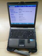Getac B300 G4  13.3 in  i5-3320m 4G RAM NO HARDDRIVER ,BUT HAVE HARD CADDY