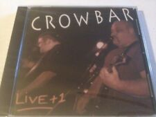 Crowbar - Live +1 CD, Sep-2007, Crash Music, Inc.) Down, Sludge, New Orleans