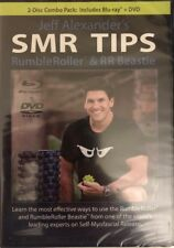 Jeff Alexander's Smr Tips for Rumble Roller and Rr Beastie 2 Dvd's-Rare-Ship N24