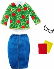 Barbie Doll Fashion I Can Be Teacher Career Outfit New