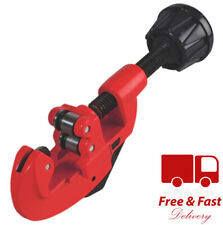 3 - 30mm Adjustable Mini Tube Cutter Brake Pipe Cutting Tool Copper Plastic UK