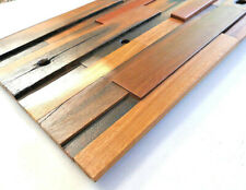 Wooden Wall Decor, Coverings, Kitchen Backsplash, Reclaimed, Wood Wall Cladding