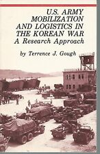 US Army Mobilization and Logistics in the Korean War