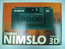 Nimslo 3D 35mm Film Camera for parts or repair