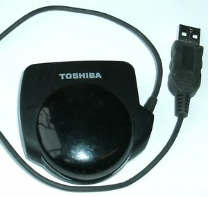 Genuine TOSHIBA CR-916 Remote Mouse Receiver Unit RX-T-IRC7 Only (E219)