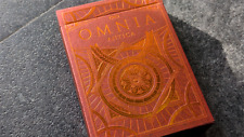 BRAND NEW CARDS - Omnia Antica Playing Cards by Giovanni Meroni