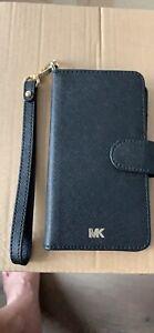 Michael Kors Leather Case iPhone X/XS Phone Case - Excellent Condition