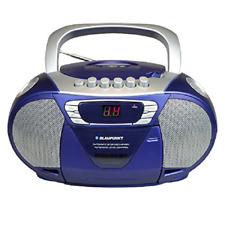 Blaupunkt CD Player tragbar Kinder Radio Kassetten Boombox Stereoanlage UKW