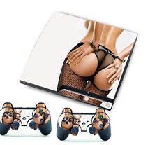 Sexy for PlayStation 3 PS3 Slim 2 Controller Awsome Custom Stickers Skins