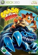 Microsoft Xbox 360 juego * Crash Bandicoot 6 Crash of the Titans *** nuevo * New