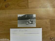 O221-BERT KLAVER YAMAHA 250CC 1971 TUBBERGEN WEGRACE FOTO,ROADRACE