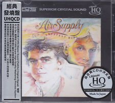 """Air Supply Greatest Hits"" Limited Numbered #0063 Japan FORS UHQCD Audiophile CD"
